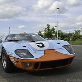 AG53 * Superformance Ford GT40 Le Mans '68 - Palais-de-la-Voiture.com