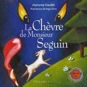 La Chèvre De M. Seguin - LE BLOG D'ARIANE GRIMM
