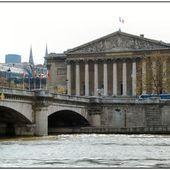Les ponts de Paris : le pont de la Concorde - Images du Beau du Monde