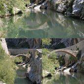 Le pont du diable à Saint Paul de Fenouillet (66) - Autour de