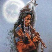 La nation cherokee - coco Magnanville