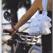 A télécharger - Au crochet, un sac Lolita!!!!!