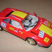 FERRARI 348 TB EVOLUTION 1/18 BURAGO - car-collector.net