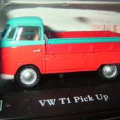 VOLKSWAGEN COMBI PICK-UP HERPA 1/72 VW COMBI PICKUP - car-collector.net