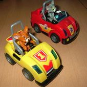 QUELQUES MODELES DE TOM ET JERRY - #QMDTETJ - car-collector
