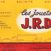 CATALOGUE J.R.D 1960 - CATALOG JRD 1960 - KATALOG J.R.D - car-collector.net