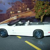 PONTIAC FIREBIRD TRANS AM 1999 CABRIOLET ROAD SIGNATURE 1/43 - car-collector.net