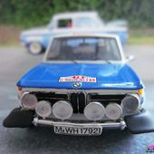 BMW 2002 RALLYE DU PORTUGAL 1972 - WARMBOLD / DAVENPORT - TROFEU 1/43 - car-collector.net