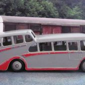 OBSERVATION COACH DINKY TOYS 1/60 - AUTOCAR PANORAMIQUE - AUTOBUS - car-collector.net