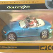 BMW Z3 JAMES BOND 007 GOLDENEYE CORGI 1/36 - car-collector.net