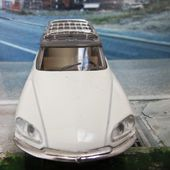 CITROEN DS 21 BREAK SOLIDO 1/43 - DS21 - car-collector.net