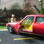 CITROEN SM MATCHBOX SPEED KINGS 1/36 - car-collector.net