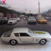JENSEN COUPE VIGNALE POLITOYS EXPORT 1/43 - car-collector