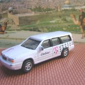 VOLVO 850 BREAK ONLINE HONGWELL 1/72 - car-collector.net