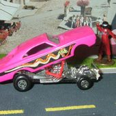DODGE DRAGSTER MATCHBOX 1/64 - car-collector.net