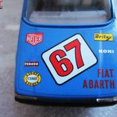FIAT TIPO RALLY BURAGO 1/43 - car-collector.net