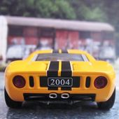 FORD GT 2004 PAUL MODEL'S ART MINICHAMPS 1/43 - car-collector