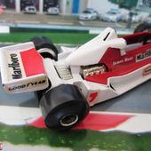 F1 MC LAREN M26 JAMES HUNT YAXON 1/43 - TEXACO MARLBORO - car-collector.net