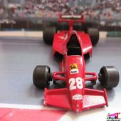 F1 FERRARI 126 C3 POLISTIL 1/55 - car-collector.net