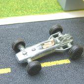 HONDA F1 FORMULE 1 N°64 MODELE INCONNU - car-collector.net