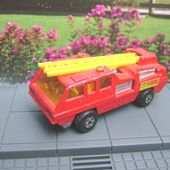 BLAZE BUSTER CAMION POMPIERS MATCHBOX - car-collector.net