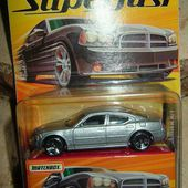 DODGE CHARGER R/T 2006 SUPERFAST + BOITE - car-collector