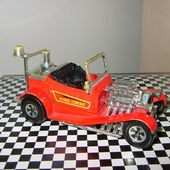 TACOT FORD POMPIERS CUSTOM - car-collector.net