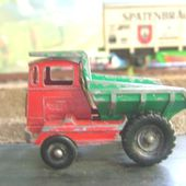MUIR HILL DUMPER CAMION DE CHANTIER LESNEY - car-collector.net