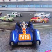 BLUE SHARK SERIE SUPERFAST MATCHBOX 1/63 LESNEY 1971 - car-collector.net