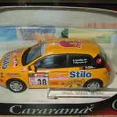 FIAT STILO WRC RALLYE PORTUGAL CARARAMA 1/43 - car-collector.net