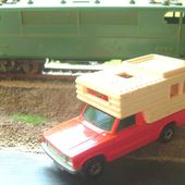 CAMPER VOITURE CARAVANE MATCHBOX SUPERFAST - car-collector.net
