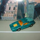 SAAB SONET III MATCHBOX LESNEY 1973 - car-collector.net