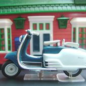 DUCATI SCOOTER CRUISER 1952 1/24 - SCOOTER DUCATI - car-collector.net