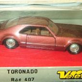 OLDSMOBILE TORONADO 1/43 VEREM GRAND SPORT - car-collector.net