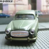 PEUGEOT 403 PICKUP ARMEE DE TERRE VEREM 1/43 - car-collector.net