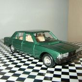 PEUGEOT 604 V6 SL 1976 NOREV 1/43 - car-collector.net