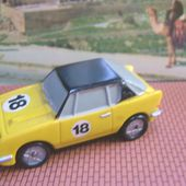 GALOOB MICRO MCCOMICS 1990 #18 - car-collector.net