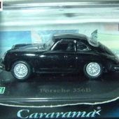 PORSCHE 356B 1/72 CARARAMA - car-collector.net
