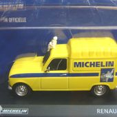 FASCICULE N°17 R4 RENAULT 4 F6 MICHELIN EDITIONS ATLAS - car-collector.net