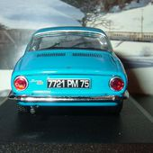FASCICULE N°46 SIMCA 1000 COUPEE 1964 1/43 FABRICANT IXO - car-collector.net