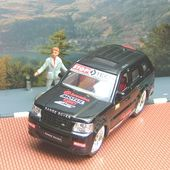 RANGE ROVER SPORT TUNING SAICO 1/43 - car-collector.net