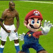 Euro 2012: Mario Balotelli, super Mario Bros