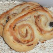 PALMIER SAUMON RAISIN FIGUE ET NOIX