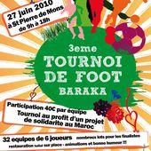 Tournoi de Foot Baraka 2010 - BARAKA