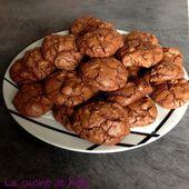 Outrageous cookies de Martha Stewart - La cuisine de Rolly