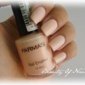 Swatch Farmasi n°10 + Swatch Moyra n°98. - Beauty Of Nails