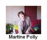 Martine Polly, l'un des auteurs des anthologies éphémères - Les anthologies éphémères