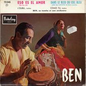 ben et sa tumba - Tabou EP - Don Barbaro's exotic coco world