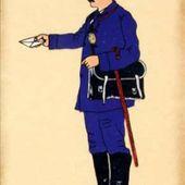 HENRI ROUGE, FACTEUR RURAL A ECHENAY - 1888 & 1889 - Découvrez l'histoire d'Echenay, petit village de Haute-Marne !
