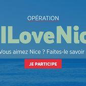 Opération #ILoveNice